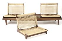 modular seating 写真