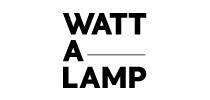 WATT A LAMP ロゴ