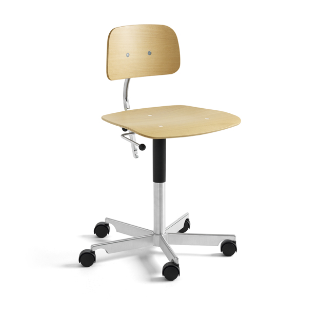 Kevi Office Chair ホワイトバック
