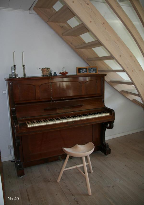 シューメーカーチェア ピアノ