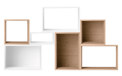 muuto stacked コンビF
