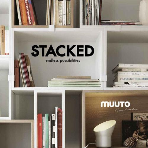 muuto stacked パンフレット