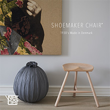 shoemaker chair パンフレット