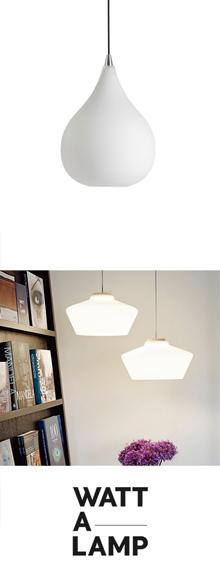 WATT A LAMP バナー