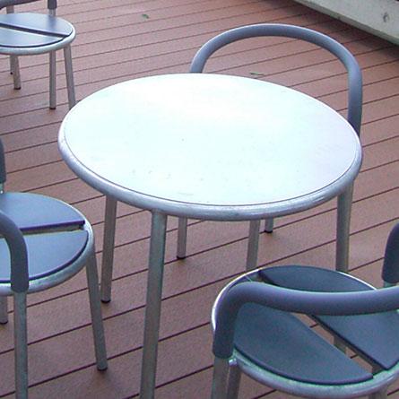 ペリカン カフェ テーブル
