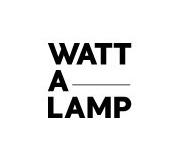 wattalamp  ロゴ