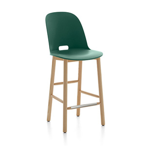 ALFI COUNTER STOOL HIGH BACK バナー