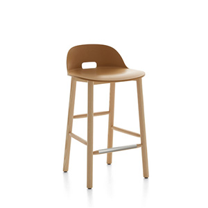 ALFI COUNTER STOOL LOW BACK バナー